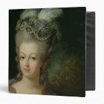 Portrait of Marie-Antoinette Binders