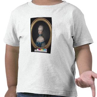 Portrait of Marie-Antoinette de Tee Shirts