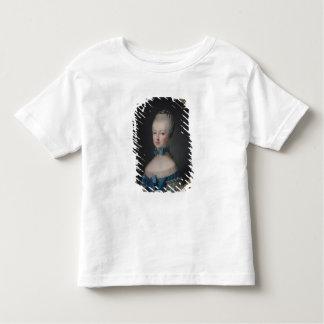 Portrait of Marie-Antoinette de Toddler T-shirt
