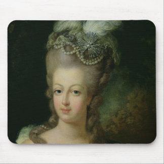 Portrait of Marie-Antoinette Mouse Pad