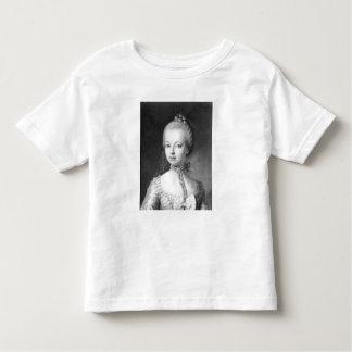 Portrait of Marie-Antoinette  of Habsbourg Toddler T-shirt