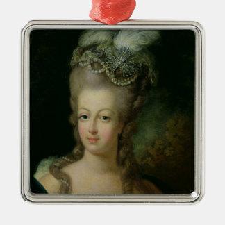 Portrait of Marie-Antoinette Ornaments