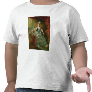 Portrait of Marie Antoinette  Queen of France Tee Shirts