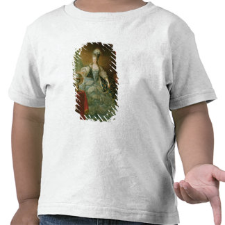 Portrait of Marie Antoinette  Queen of France T Shirts