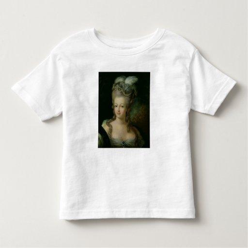 Portrait of Marie-Antoinette T Shirts