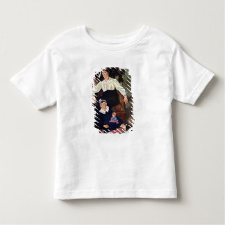 Portrait of Marie Coca and her Daughter, 1913 Toddler T-shirt