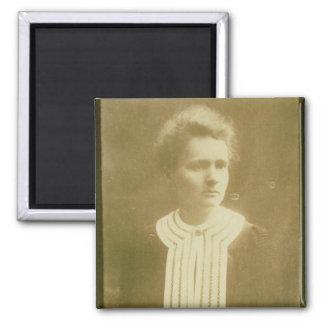 Portrait of Marie Curie Magnet