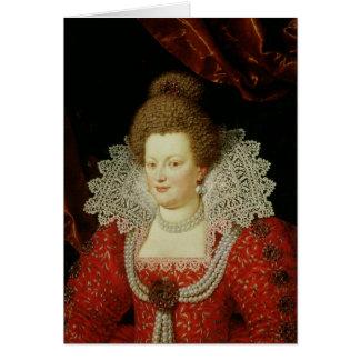 Portrait of Marie de Medici Cards