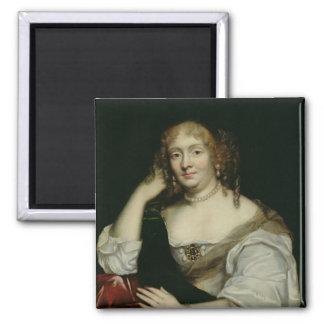 Portrait of Marie de Rabutin-Chantal  Marquise Magnet