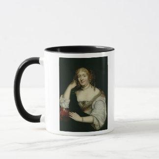 Portrait of Marie de Rabutin-Chantal  Marquise Mug