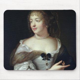 Portrait of Marie de Rabutin-Chantal Mouse Pad