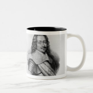 Portrait of Marie Francois Gontier de Biran Coffee Mug