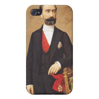 Portrait of Marie Francois Sadi Carnot  1887 iPhone 4 Covers