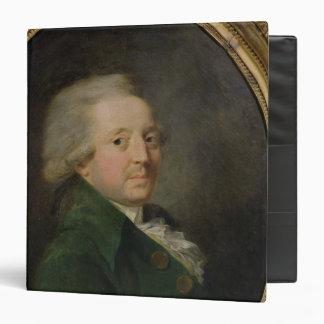 Portrait of Marie-Jean-Antoine-Nicolas Binder