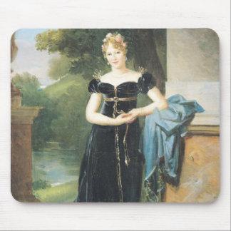 Portrait of Marie Laczinska  Countess Walewska Mouse Pad