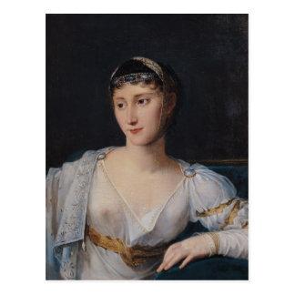 Portrait of Marie-Pauline Bonaparte Postcard