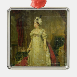 Portrait of Marie-Therese-Charlotte de France Ornaments