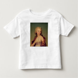 Portrait of Marie-Therese Charlotte of France Toddler T-shirt