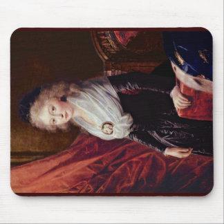 Portrait Of Marie Thérèse De Bourbon Mouse Pad
