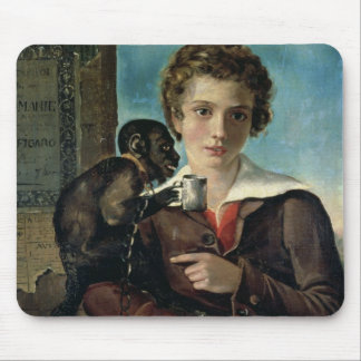 Portrait of Marius Petipa in Ballet Mouse Pads