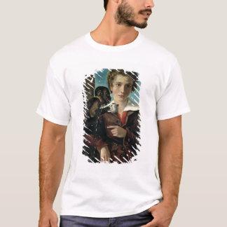 Portrait of Marius Petipa in Ballet T-Shirt