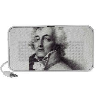 Portrait of Marshal Charles-Joseph  Prince Travelling Speaker
