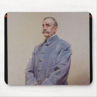 Portrait of Marshal Ferdinand Foch  1920 Mouse Pad