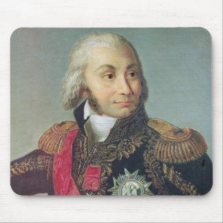 Portrait of Marshal Jean-Baptiste Jourdan Mouse Pad