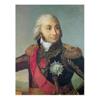 Portrait of Marshal Jean-Baptiste Jourdan Postcard