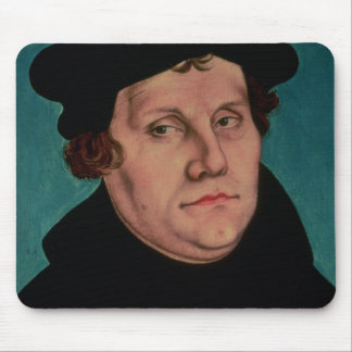 Portrait of Martin Luther, 1529 Mouse Pad