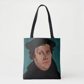 Portrait of Martin Luther, 1529 Tote Bag