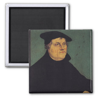 Portrait of Martin Luther  1543 Magnet