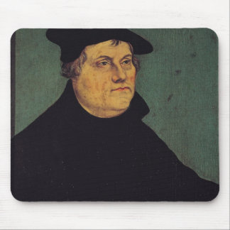 Portrait of Martin Luther  1543 Mouse Pad