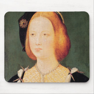 Portrait of Mary of England Mouse Pad