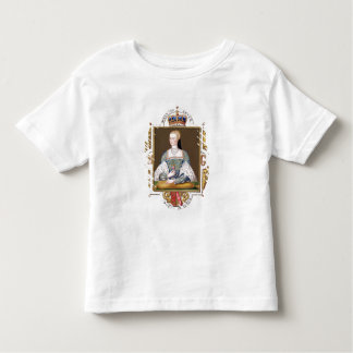 Portrait of Mary of Guise (1515-60) Queen of Scotl Toddler T-shirt
