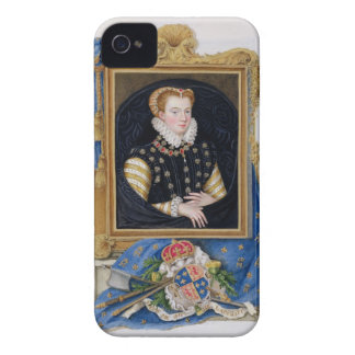 Portrait of Mary Queen of Scots (1542-87) from 'Me Blackberry Bold Covers