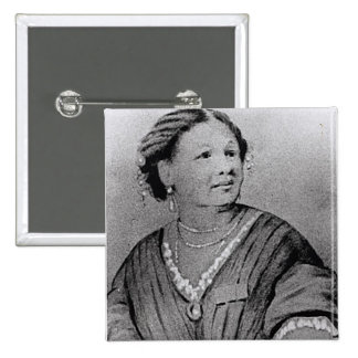 Portrait of Mary Seacole Pinback Button