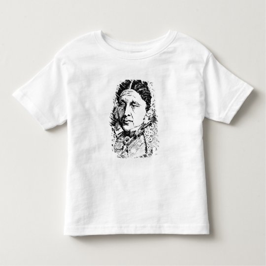 Portrait of Mary Seacole Toddler T-shirt