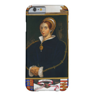 Portrait of Mary Tudor, from 'Memoirs of the Court Barely There iPhone 6 Case