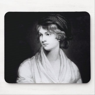 Portrait of Mary Wollstonecraft Godwin Mouse Pad