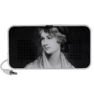 Portrait of Mary Wollstonecraft Godwin Portable Speaker