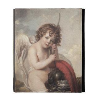 Portrait of Master Oswald Fawcett as Cupid (oil on iPad Folio Cases
