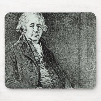 Portrait of Matthew Boulton Mouse Pad
