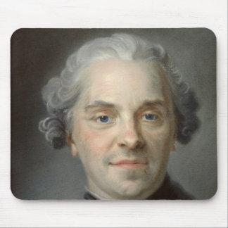 Portrait of Maurice, Comte de Saxe  1747 Mouse Pad