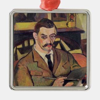 Portrait of Maurice Utrillo  1921 Metal Ornament