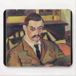 Portrait of Maurice Utrillo  1921 Mouse Pad