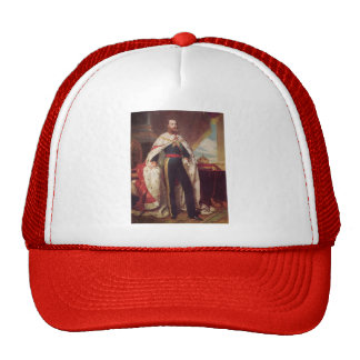 Portrait of Maximilian by Franz Winterhalter Hats