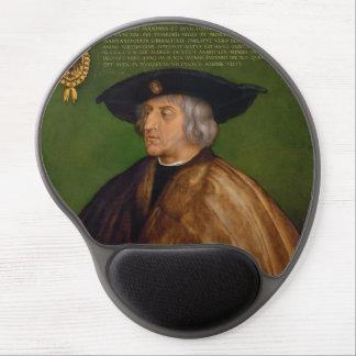Portrait of Maximilian I by Albrecht Durer Gel Mouse Pad