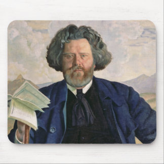 Portrait of Maximilian Voloshin  1924 Mouse Pad