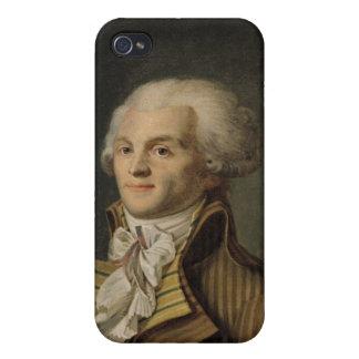 Portrait of Maximilien de Robespierre Case For iPhone 4